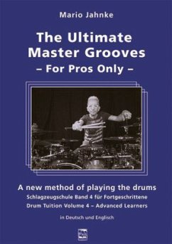 The Ultimate Master Grooves - For Pros Only - Jahnke, Mario