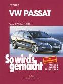 VW Passat 3/05 bis 10/10 (eBook, ePUB)