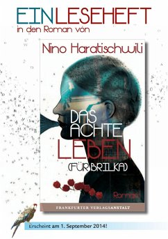 Das achte Leben (Für Brilka) - EINLESEHEFT (eBook, ePUB) - Haratischwili, Nino