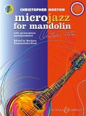 Microjazz for Mandolin, m. Audio-CD