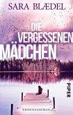 Die vergessenen Mädchen / Kommissarin Louise Rick Bd.1 (eBook, ePUB)