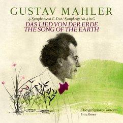 Mahler: Sinfonie 4-Das Lied Von Der Erde - Mahler,Gustav-Reiner,Fritz
