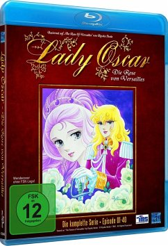 Lady Oscar - Die Rose von Versailles - Die komplette Serie