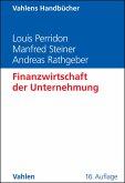Finanzwirtschaft der Unternehmung (eBook, PDF)