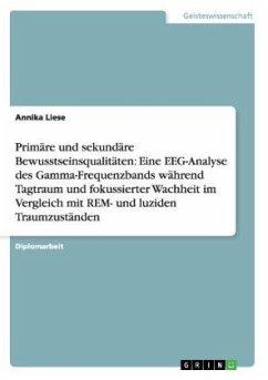 Primäre und sekundäre Bewusstseinsqualitäten: Eine EEG-Analyse des Gamma-Frequenzbands während Tagtraum und fokussierter Wachheit im Vergleich mit REM- und luziden Traumzuständen
