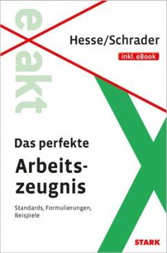 Hesse/Schrader: EXAKT - Das perfekte Arbeitszeu...