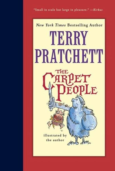 The Carpet People Von Terry Pratchett Englisches Buch