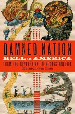 Damned Nation (eBook, ePUB) - Gin Lum, Kathryn