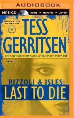Last to Die - Gerritsen, Tess