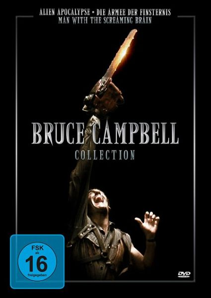 Bruce Campbell Collection (3 Discs)
