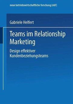 Teams im Relationship Marketing