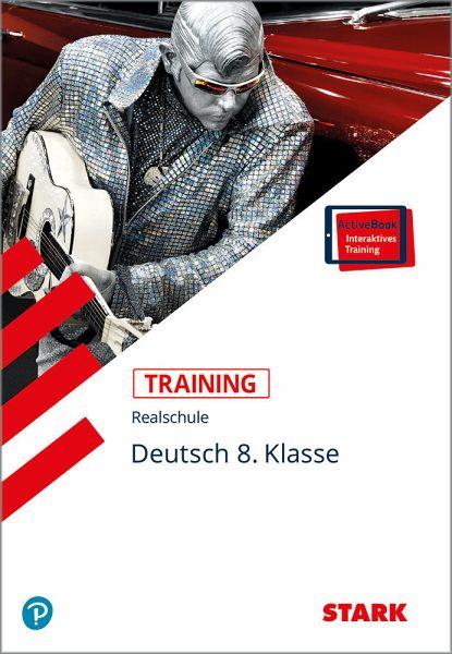 training realschule deutsch 8 klasse activebook von. Black Bedroom Furniture Sets. Home Design Ideas