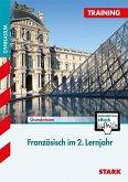 Training Gymnasium - Französisch 2. Lernjahr + ActiveBook