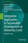 Integrative Approaches to Sustainable Development at University Level