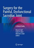 Surgery for the Painful, Dysfunctional Sacroiliac Joint