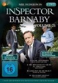 Inspector Barnaby - Vol. 21 DVD-Box