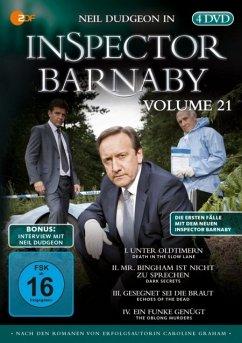 Inspector Barnaby - Vol. 21 DVD-Box - Inspector Barnaby