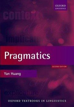 Pragmatics - Huang, Yan