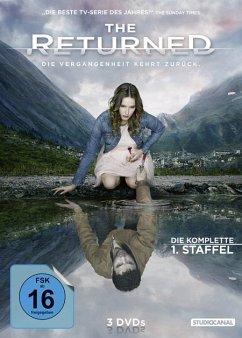 The Returned - Die komplette 1. Staffel DVD-Box - Consigny,Anne/Hesme,Clotilde