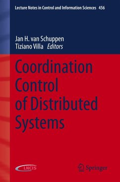 Coordination in Control of Distributed Systems