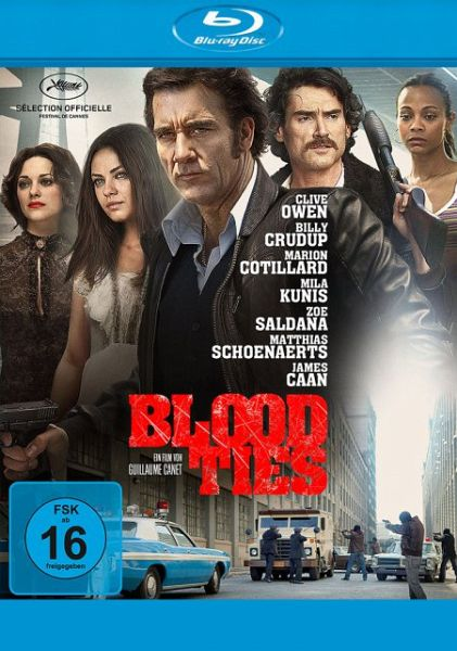 Blood Ties - Film auf Blu-ray Disc - buecher.de