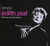 Simply Edith Piaf (3cd Tin)