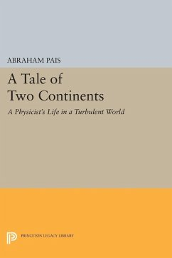A Tale of Two Continents (eBook, PDF) - Pais, Abraham