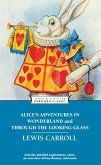 Alice's Adventures in Wonderland and Through the Looking-Glass (eBook, ePUB)