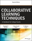 Collaborative Learning Techniques (eBook, PDF)