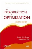 An Introduction to Optimization (eBook, PDF)