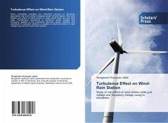 Turbulence Effect on Wind-Rain Station