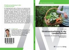 Direktvermarktung in der Landwirtschaft - Knoll, Eva Maria