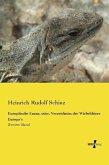 Europäische Fauna, oder, Verzeichniss der Wirbelthiere Europa´s