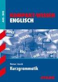 Training Österreich: Kompaktwissen Englisch Kurzgrammatik