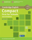 Compact First for Schools - Second edition. Teacher's Book