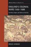England's Colonial Wars 1550-1688 (eBook, ePUB)