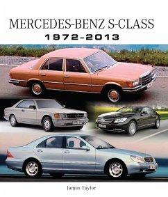 Mercedes-Benz S-Class 1972-2013 (eBook, ePUB) - Taylor, James