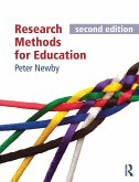 Research Methods for Education, second edition (eBook, ePUB)