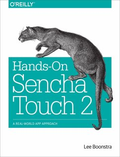 Hands-On Sencha Touch 2 (eBook, ePUB) - Boonstra, Lee