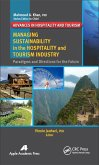 Managing Sustainability in the Hospitality and Tourism Industry (eBook, PDF)
