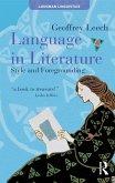 Language in Literature (eBook, PDF)
