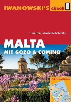 Malta mit Gozo und Comino - Reiseführer von Iwanowski (eBook, ePUB) - Kossow, Annette