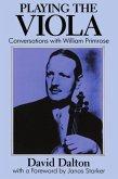 Playing the Viola (eBook, PDF)