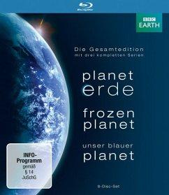 Planet Erde / Frozen Planet / Unser Blauer Planet
