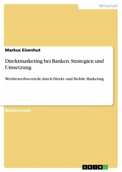 Umsetzung von Direktmarketingstrategien bei Banken (eBook, ePUB)
