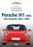 Praxisratgeber Klassikerkauf Porsche 911 (993) (eBook, ePUB)