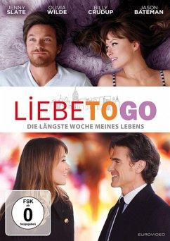 Liebe to go, 1 DVD