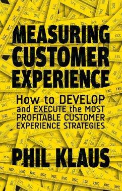 Measuring Customer Experience - Klaus, Philipp