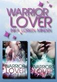 Jax und Crome Doppelband / Warrior Lover Bd.1-2