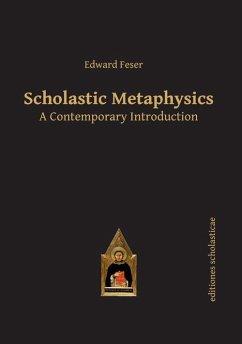 Scholastic Metaphysics (eBook, ePUB) - Feser, Edward